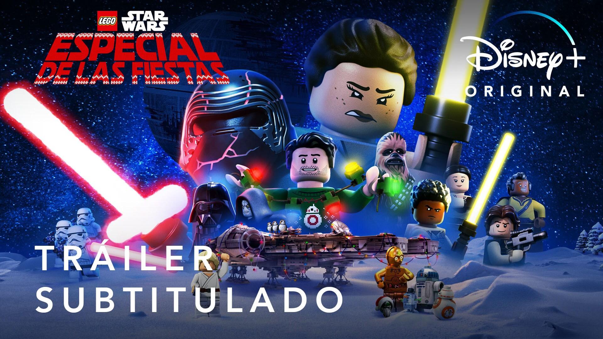 Especial de Navidad de Lego Star Wars   Diciembre en Disney+