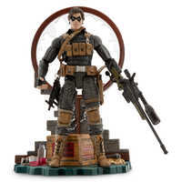 Image of Winter Soldier Action Figure - Marvel Select - 7 1/2'' # 1