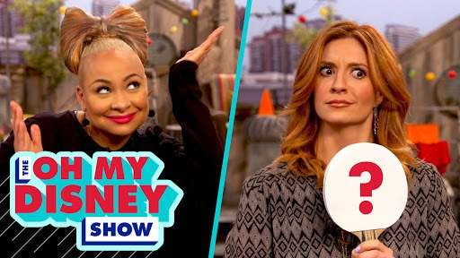 "Raven's Home Cast Plays ""So Raven or Not Raven"" 