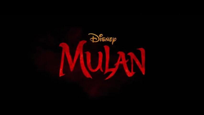 MULAN – Le nouveau film des studios Disney révèle une première bande-annonce et affiche !