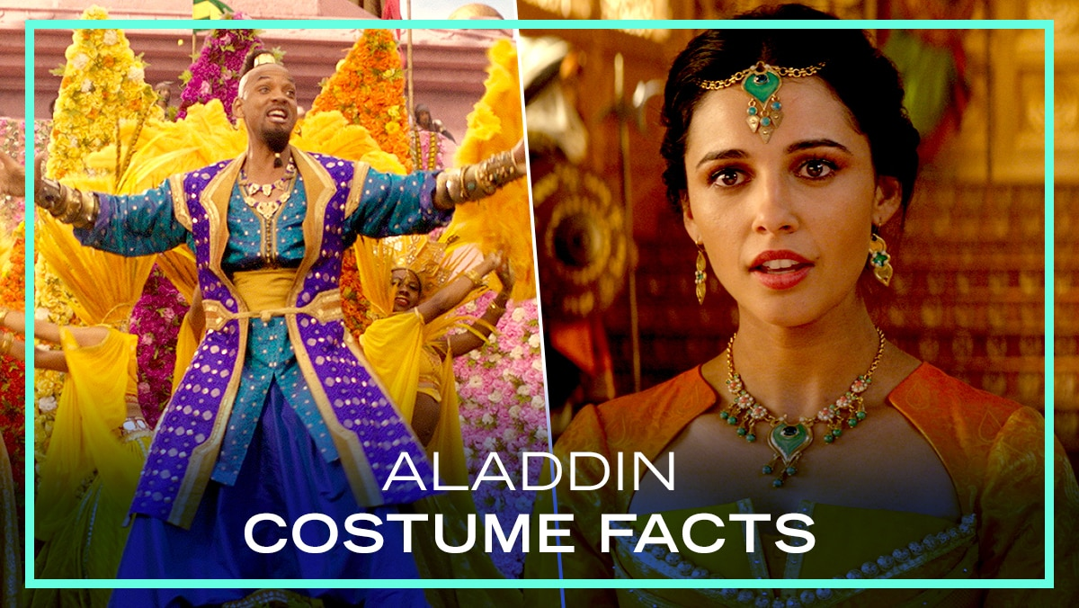 Aladdin Costume Facts | Disney Style