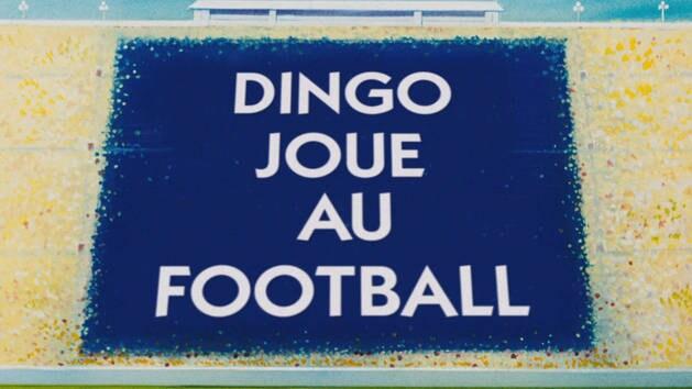 Mickey trop drôle - Dingo joue au foot