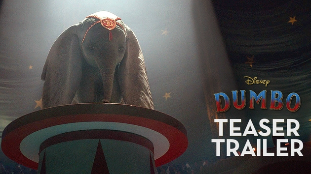 Disney's Dumbo Teaser Trailer