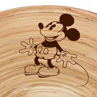 Mickey Mouse Bamboo Bowl