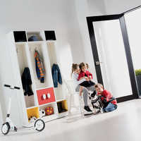 Image of Mickey Mouse Colorblocked Cubbies by Ethan Allen # 5