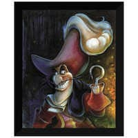 Image of ''Captain Hook'' Giclée by Darren Wilson # 5