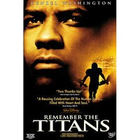 Remember the Titans DVD - Widescreen