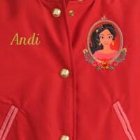 Elena of Avalor Varsity Jacket for Girls - Personalizable