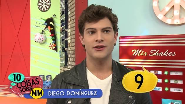 10 coisas sobre mim: Diego Domínguez