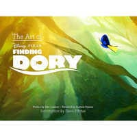 Image of The Art of Finding Dory Book # 1