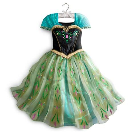 Anna Deluxe Costume