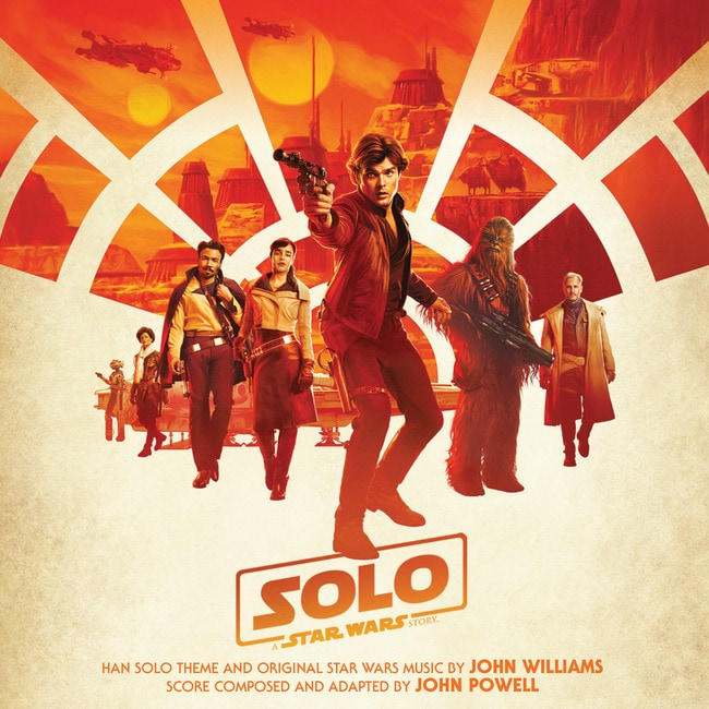 Solo: A Star Wars Story: Soundtrack