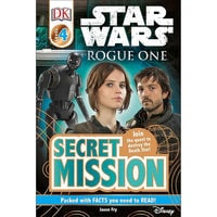 Image of Rogue One: A Star Wars Story Secret Mission Book # 1