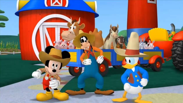 Mickey Mouse Clubhouse Mickey And Donald Had A Farm Disney Australia Video