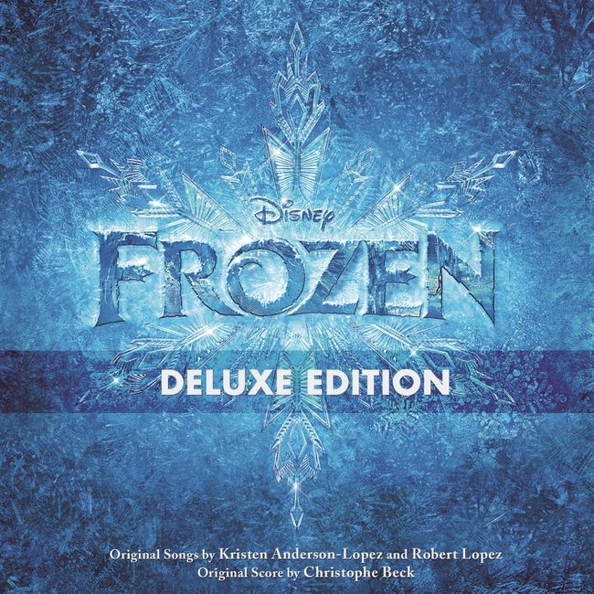 Frozen: Deluxe Soundtrack