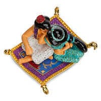 Image of Aladdin and Jasmine Figurine by Arribas # 5