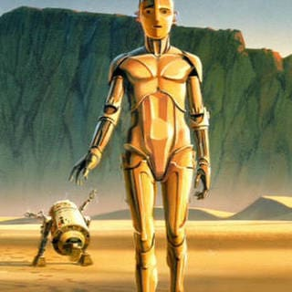Making Episode IV: C-3PO