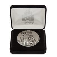 Walt Disney and Mickey Mouse ''Partners'' Commemorative Medallion - Limited Edition