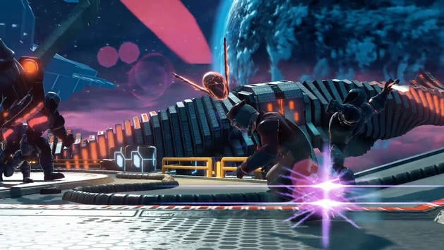 Disney Infinity 2.0: Guardians of the Galaxy Play Set Trailer