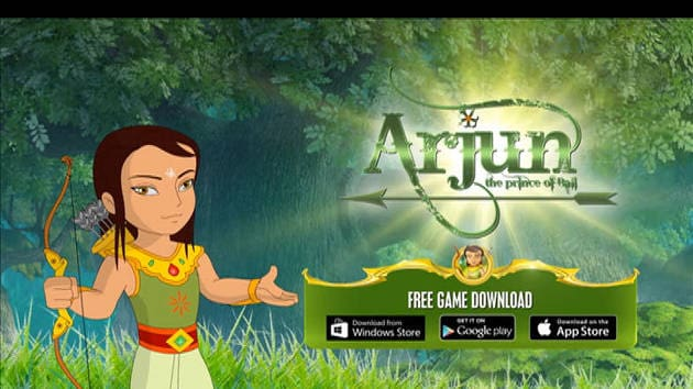 Arjun- Prince Of Bali Game Trailer