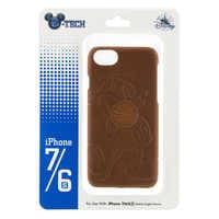 Image of Mickey Mouse Leather iPhone 7/6 Case # 3