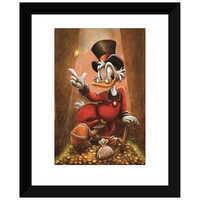Image of ''Scrooge McDuck'' Giclée by Darren Wilson # 2