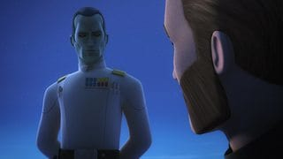Star Wars Rebels: Fulcrum Confronted