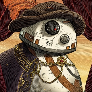 See BB-8, Shakespeare-Style, on the Cover of The Force Doth Awaken – First Look!