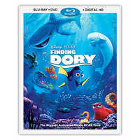 Image of Finding Dory Blu-ray Combo Pack # 1