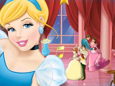 Princess Friends - Cinderella