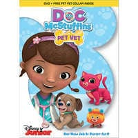 Image of Doc McStuffins: Pet Vet DVD # 1