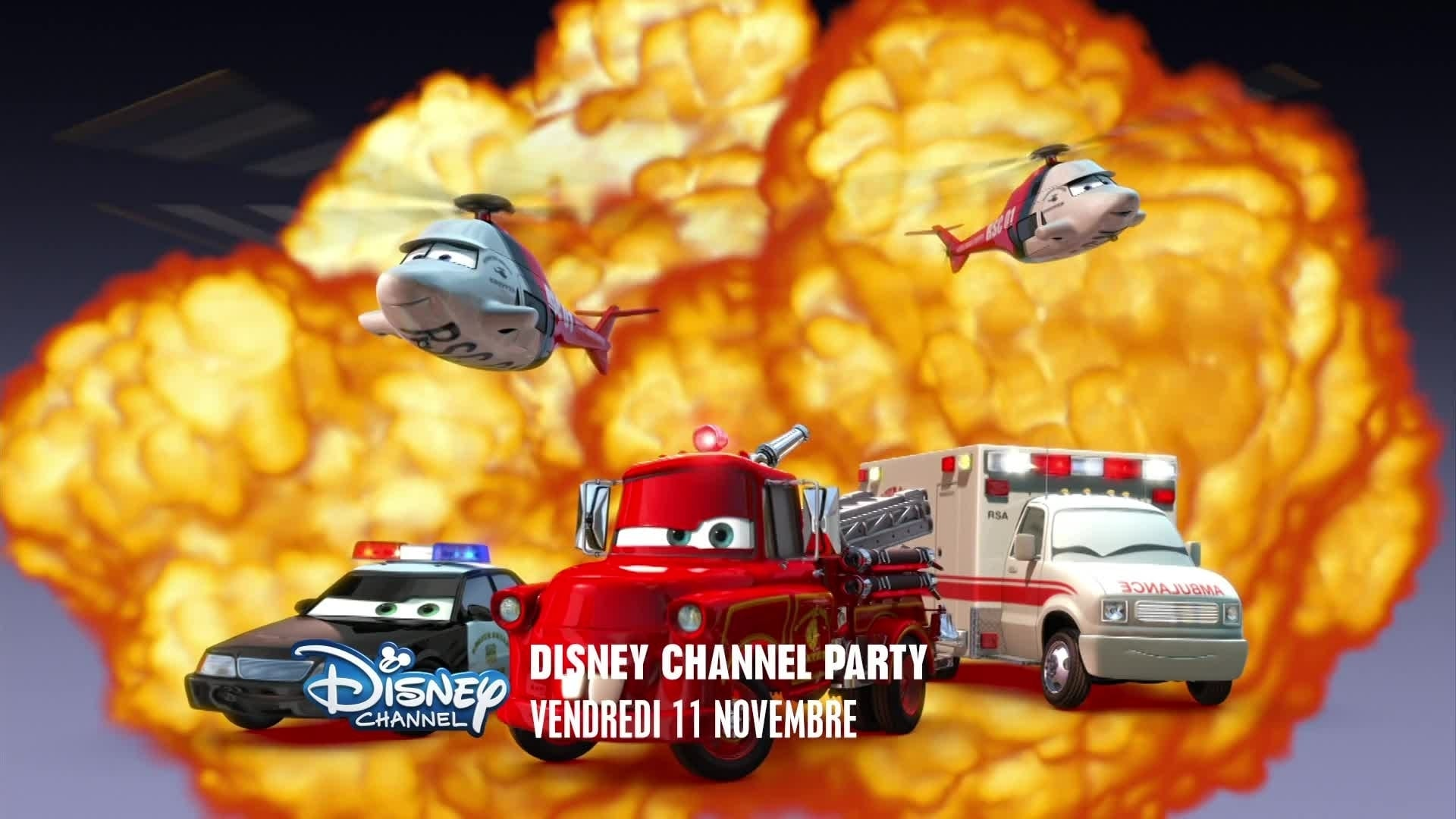 Disney Channel Party