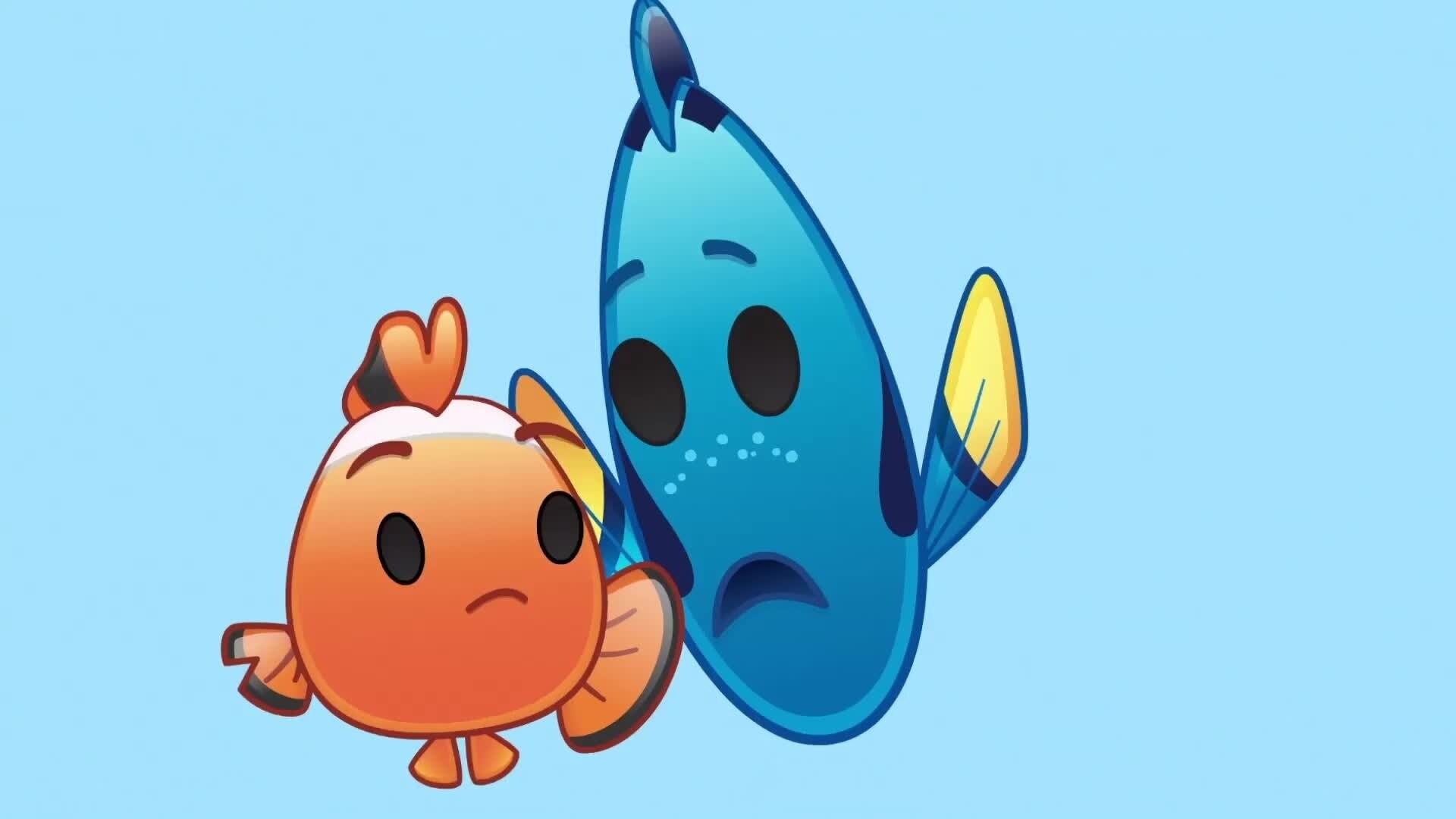 Gdzie jest Dory w wersji emoji