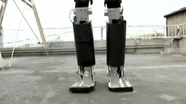 Soccer Playing Robot