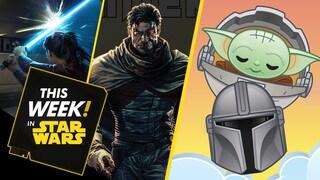 Star Wars: Galactic Starcruiser News, The Mandalorian Comes to Emoji Blitz, and More!