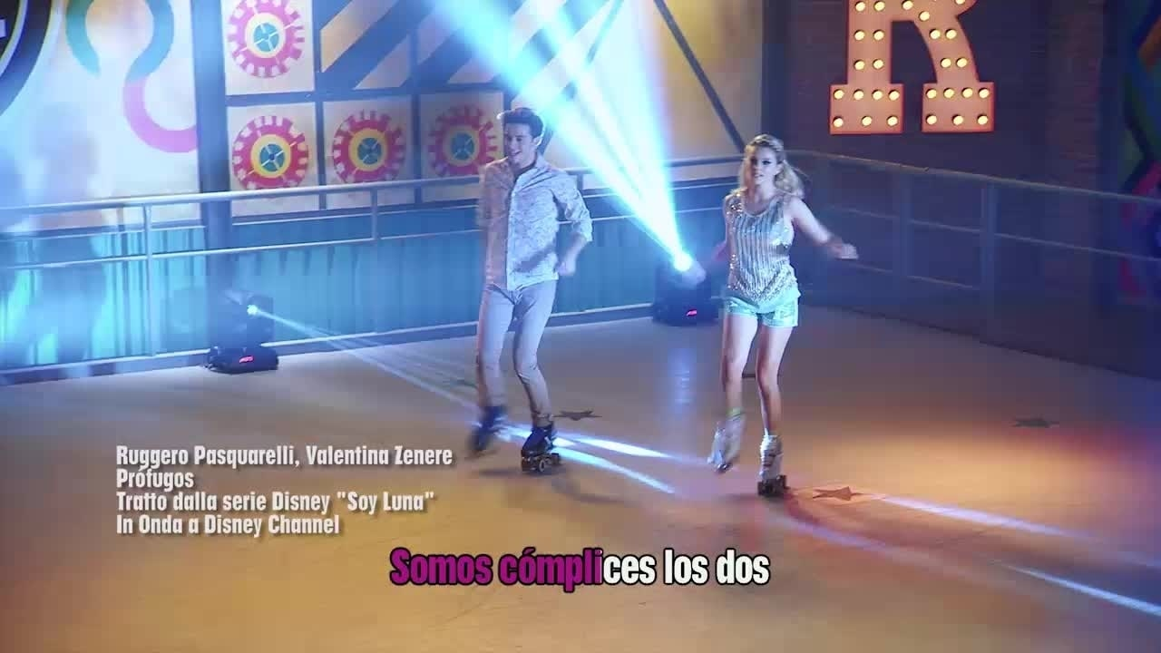 "Video musicale ""Profugos"" di Soy Luna"