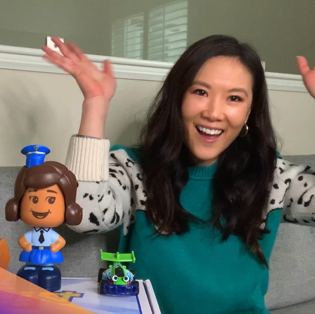 Join Toy Story 4's Tony Hale and Ally Maki for Two Disney Storytime Readings