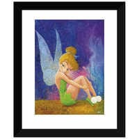 Image of Tinker Bell ''Tink Sitting'' Giclée by Randy Noble # 2