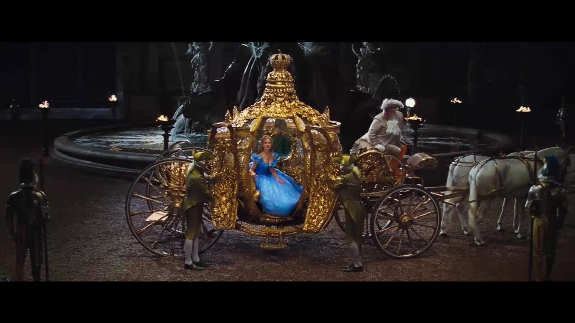 Cinderella - Jetzt auf DVD, Blu-ray™ und Video on Demand