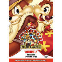 Image of Chip 'n Dale Rescue Rangers Volume 2 DVD # 1