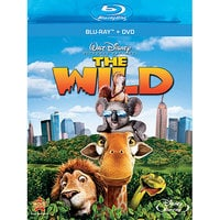 The Wild - 2-Disc Combo Pack