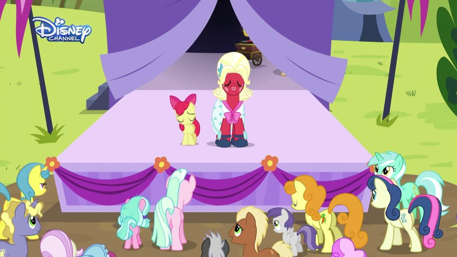 My Little Pony - Amistad