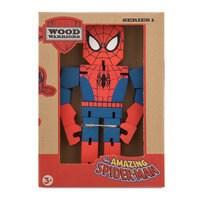 Spider-Man Wood Warriors Figure