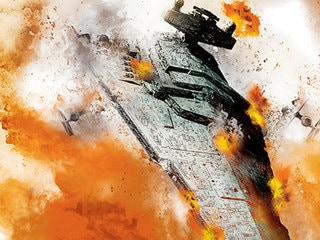 Chuck Wendig on the Battle of Jakku, Han and Leia's Complex Relationship, and More from Aftermath: Empire's End