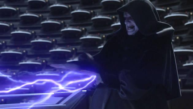Star Wars - Senate Force Duel