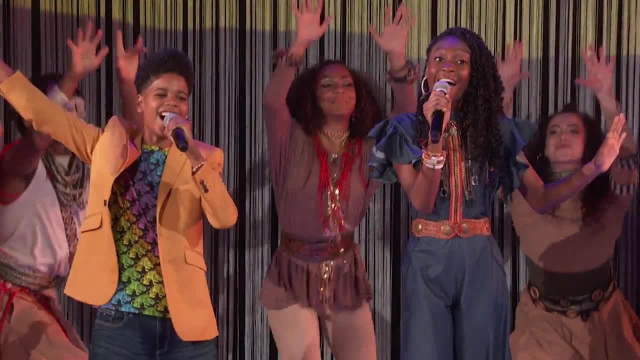 JD McCrary & Shahadi Wright Joseph I Just Can't Wait To Be King (from Disney's The Lion King) | ARDYs: A Radio Disney Music Celebration