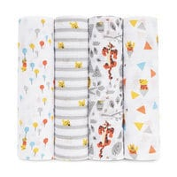 Winnie the Pooh Muslin Swaddles Set by aden by aden + anais®