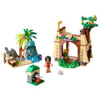 Moana's Island Adventure Playset by LEGO
