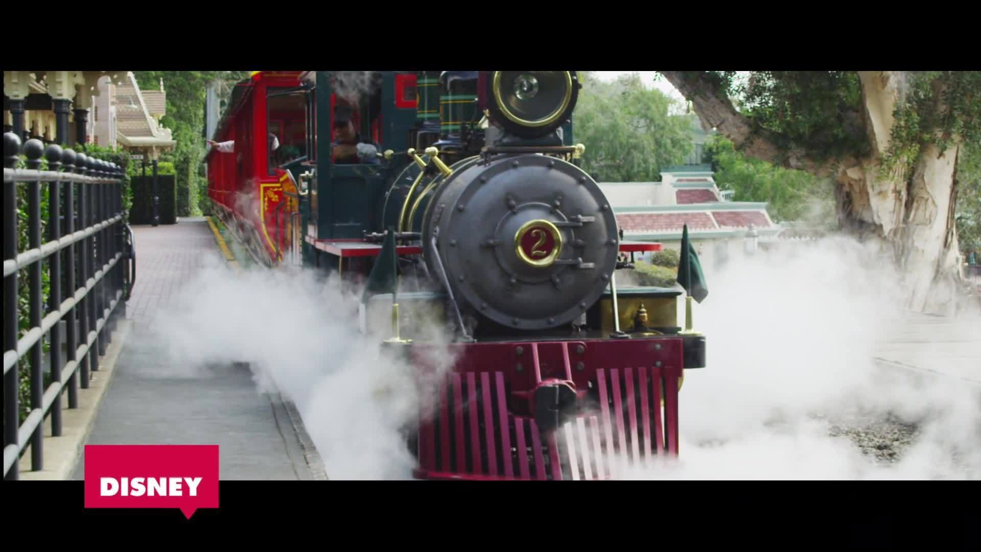 Mesmerizing Disneyland Moments In Slo-Mo