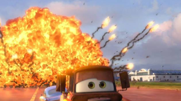 Explosions | Disney Mashup